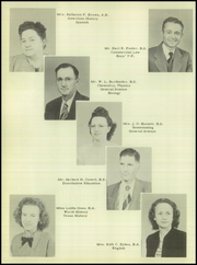 Page 12, 1949 Edition, Brownfield High School - Cub Yearbook (Brownfield, TX) online yearbook collection