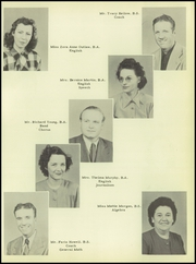 Page 13, 1949 Edition, Brownfield High School - Cub Yearbook (Brownfield, TX) online yearbook collection