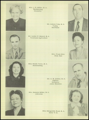 Page 14, 1949 Edition, Brownfield High School - Cub Yearbook (Brownfield, TX) online yearbook collection
