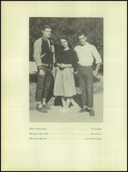 Page 16, 1949 Edition, Brownfield High School - Cub Yearbook (Brownfield, TX) online yearbook collection