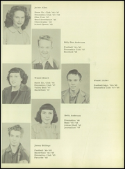 Page 17, 1949 Edition, Brownfield High School - Cub Yearbook (Brownfield, TX) online yearbook collection