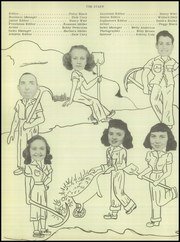 Page 6, 1949 Edition, Brownfield High School - Cub Yearbook (Brownfield, TX) online yearbook collection