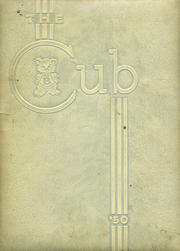 Brownfield High School - Cub Yearbook (Brownfield, TX) online yearbook collection, 1950 Edition, Page 1