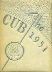 Brownfield High School - Cub Yearbook (Brownfield, TX) online yearbook collection, 1951 Edition, Page 1