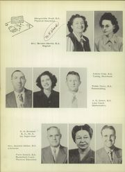 Page 12, 1951 Edition, Brownfield High School - Cub Yearbook (Brownfield, TX) online yearbook collection