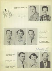 Page 14, 1951 Edition, Brownfield High School - Cub Yearbook (Brownfield, TX) online yearbook collection
