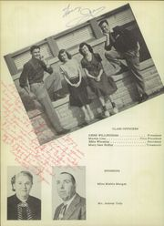 Page 16, 1951 Edition, Brownfield High School - Cub Yearbook (Brownfield, TX) online yearbook collection
