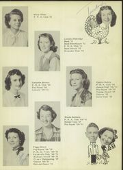Page 17, 1951 Edition, Brownfield High School - Cub Yearbook (Brownfield, TX) online yearbook collection
