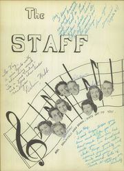 Page 6, 1951 Edition, Brownfield High School - Cub Yearbook (Brownfield, TX) online yearbook collection