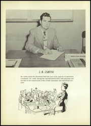 Page 12, 1953 Edition, Brownfield High School - Cub Yearbook (Brownfield, TX) online yearbook collection