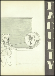 Page 13, 1953 Edition, Brownfield High School - Cub Yearbook (Brownfield, TX) online yearbook collection
