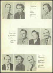 Page 14, 1953 Edition, Brownfield High School - Cub Yearbook (Brownfield, TX) online yearbook collection
