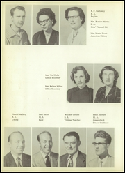 Page 16, 1953 Edition, Brownfield High School - Cub Yearbook (Brownfield, TX) online yearbook collection
