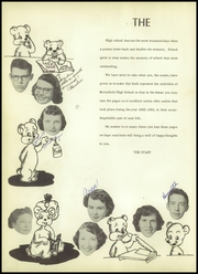 Page 6, 1953 Edition, Brownfield High School - Cub Yearbook (Brownfield, TX) online yearbook collection