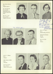 Page 15, 1954 Edition, Brownfield High School - Cub Yearbook (Brownfield, TX) online yearbook collection
