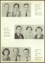Page 16, 1954 Edition, Brownfield High School - Cub Yearbook (Brownfield, TX) online yearbook collection