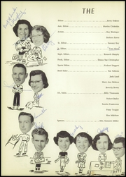 Page 6, 1954 Edition, Brownfield High School - Cub Yearbook (Brownfield, TX) online yearbook collection
