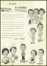 Page 7, 1954 Edition, Brownfield High School - Cub Yearbook (Brownfield, TX) online yearbook collection