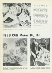 Page 14, 1968 Edition, Brownfield High School - Cub Yearbook (Brownfield, TX) online yearbook collection
