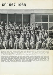 Page 17, 1968 Edition, Brownfield High School - Cub Yearbook (Brownfield, TX) online yearbook collection