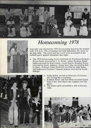 Page 14, 1979 Edition, Brownfield High School - Cub Yearbook (Brownfield, TX) online yearbook collection