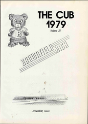 Page 9, 1979 Edition, Brownfield High School - Cub Yearbook (Brownfield, TX) online yearbook collection