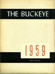 Page 1, 1959 Edition, Gilmer High School - Buckeye Yearbook (Gilmer, TX) online yearbook collection