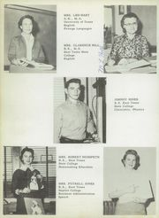 Page 10, 1959 Edition, Gilmer High School - Buckeye Yearbook (Gilmer, TX) online yearbook collection