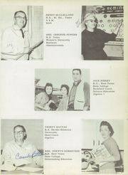 Page 11, 1959 Edition, Gilmer High School - Buckeye Yearbook (Gilmer, TX) online yearbook collection