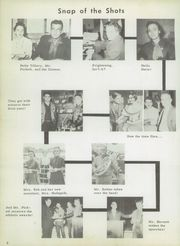 Page 12, 1959 Edition, Gilmer High School - Buckeye Yearbook (Gilmer, TX) online yearbook collection