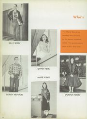 Page 14, 1959 Edition, Gilmer High School - Buckeye Yearbook (Gilmer, TX) online yearbook collection