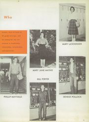 Page 15, 1959 Edition, Gilmer High School - Buckeye Yearbook (Gilmer, TX) online yearbook collection