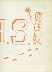 Page 3, 1959 Edition, Gilmer High School - Buckeye Yearbook (Gilmer, TX) online yearbook collection