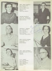Page 9, 1959 Edition, Gilmer High School - Buckeye Yearbook (Gilmer, TX) online yearbook collection