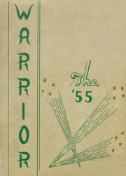 Alvarado High School - Warrior Yearbook (Alvarado, TX) online yearbook collection, 1955 Edition, Page 1