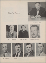 Page 13, 1955 Edition, Alvarado High School - Warrior Yearbook (Alvarado, TX) online yearbook collection