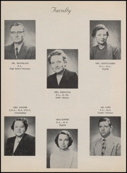 Page 14, 1955 Edition, Alvarado High School - Warrior Yearbook (Alvarado, TX) online yearbook collection