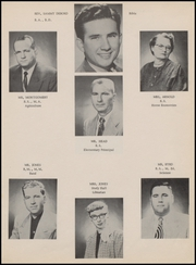 Page 15, 1955 Edition, Alvarado High School - Warrior Yearbook (Alvarado, TX) online yearbook collection