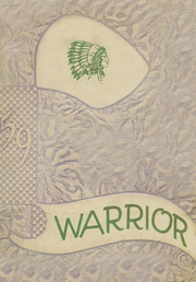 Alvarado High School - Warrior Yearbook (Alvarado, TX) online yearbook collection, 1959 Edition, Page 1