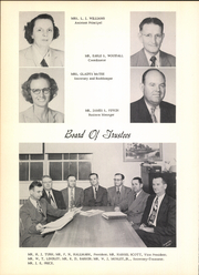 Page 12, 1952 Edition, La Vega High School - Treasure Chest Yearbook (Waco, TX) online yearbook collection