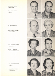 Page 15, 1952 Edition, La Vega High School - Treasure Chest Yearbook (Waco, TX) online yearbook collection