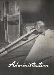 Page 9, 1952 Edition, La Vega High School - Treasure Chest Yearbook (Waco, TX) online yearbook collection