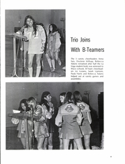 Page 13, 1972 Edition, La Vega High School - Treasure Chest Yearbook (Waco, TX) online yearbook collection