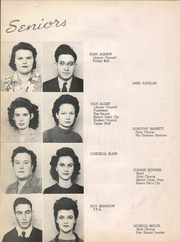 Page 16, 1945 Edition, Seminole High School - Tepee Yearbook (Seminole, TX) online yearbook collection