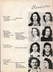 Page 17, 1945 Edition, Seminole High School - Tepee Yearbook (Seminole, TX) online yearbook collection