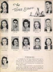 Page 8, 1945 Edition, Seminole High School - Tepee Yearbook (Seminole, TX) online yearbook collection