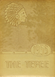 Page 1, 1955 Edition, Seminole High School - Tepee Yearbook (Seminole, TX) online yearbook collection
