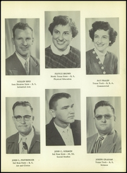 Page 15, 1955 Edition, Seminole High School - Tepee Yearbook (Seminole, TX) online yearbook collection