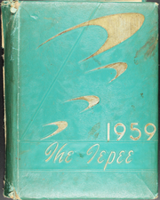 1959 Edition, Seminole High School - Tepee Yearbook (Seminole, TX)