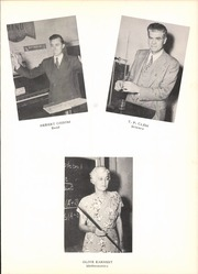 Page 15, 1950 Edition, Aransas Pass High School - Panther Prowl Yearbook (Aransas Pass, TX) online yearbook collection